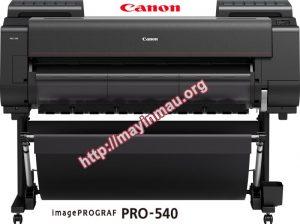 Máy in ảnh 12 màu khổ lớn Canon Pro-540