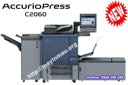 Máy in kỹ thuật số Konica Minolta AccurioPress C2060 mới
