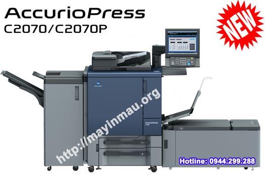 Máy in công nghiệp Konica Minolta C2070 | C2070P