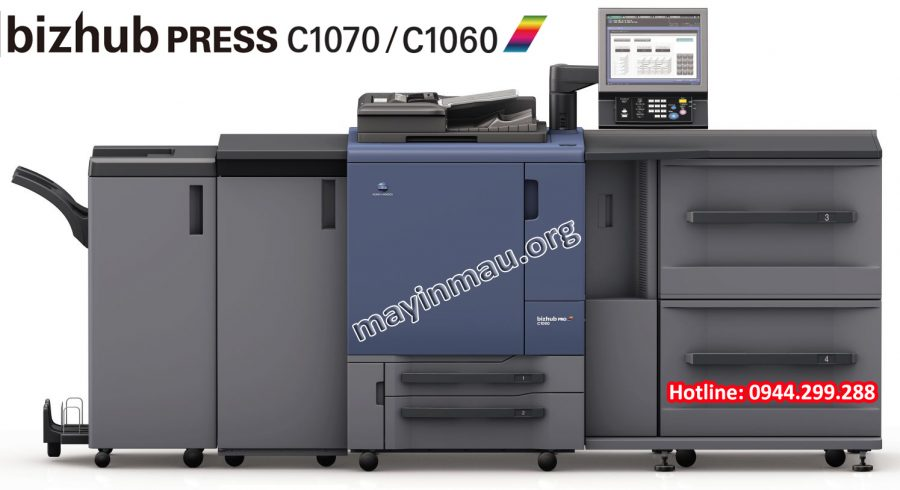 Catalogue KM C1060 | C1070P
