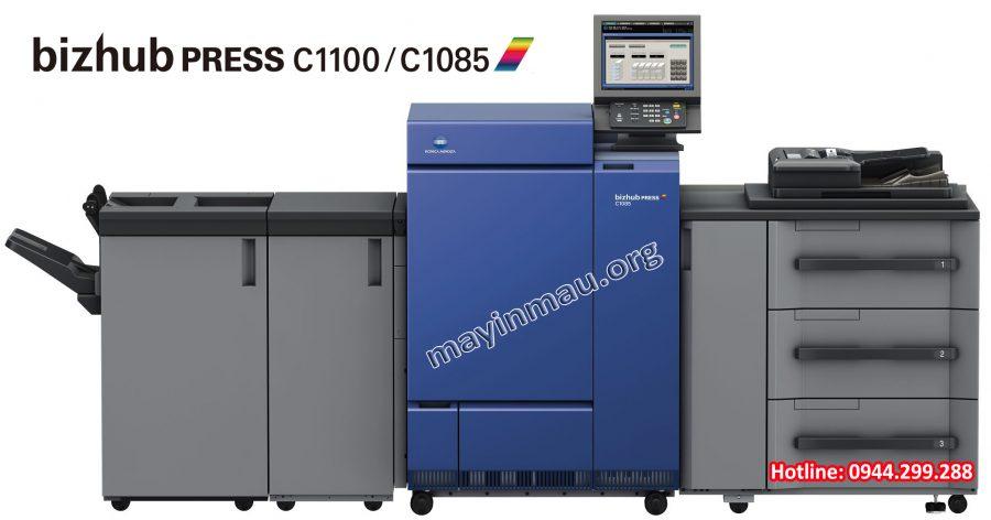 Catalogue KM C1085 | C1100